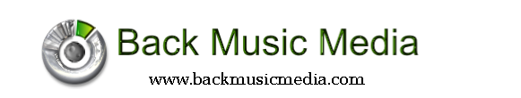 Back Music Media - logo